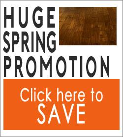 Hardwood Flooring Fall Promotion