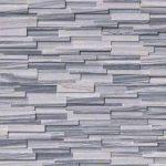 Alaskan Grey Stacked Stone