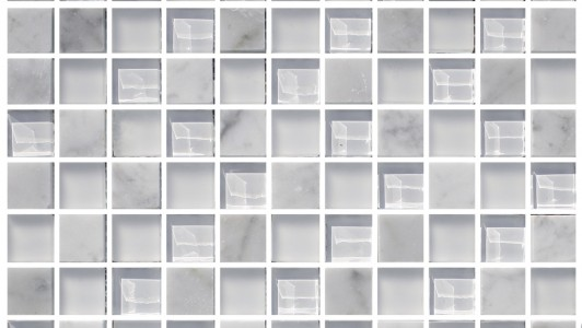 Harmony Glass & Stone Carrara White