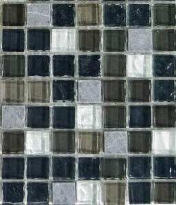 Harmony Glass & Stone Midnight